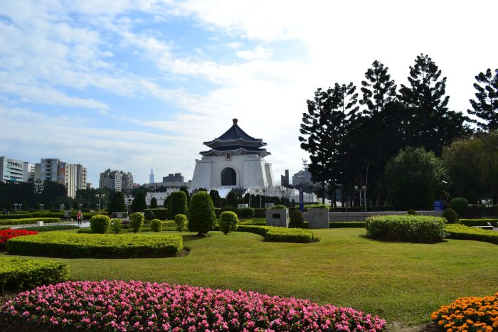 places to visit in Taipei